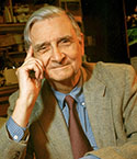 Evolutionary biologist E.O. Wilson