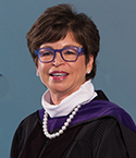 Valerie Jarrett '74, senior advisor to President Barack Obama