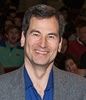 David Pogue, journalist and Yahoo Tech guru