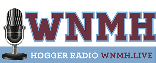 Logo for WNMH radio