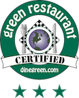 Logo for Green Certified Restaurant