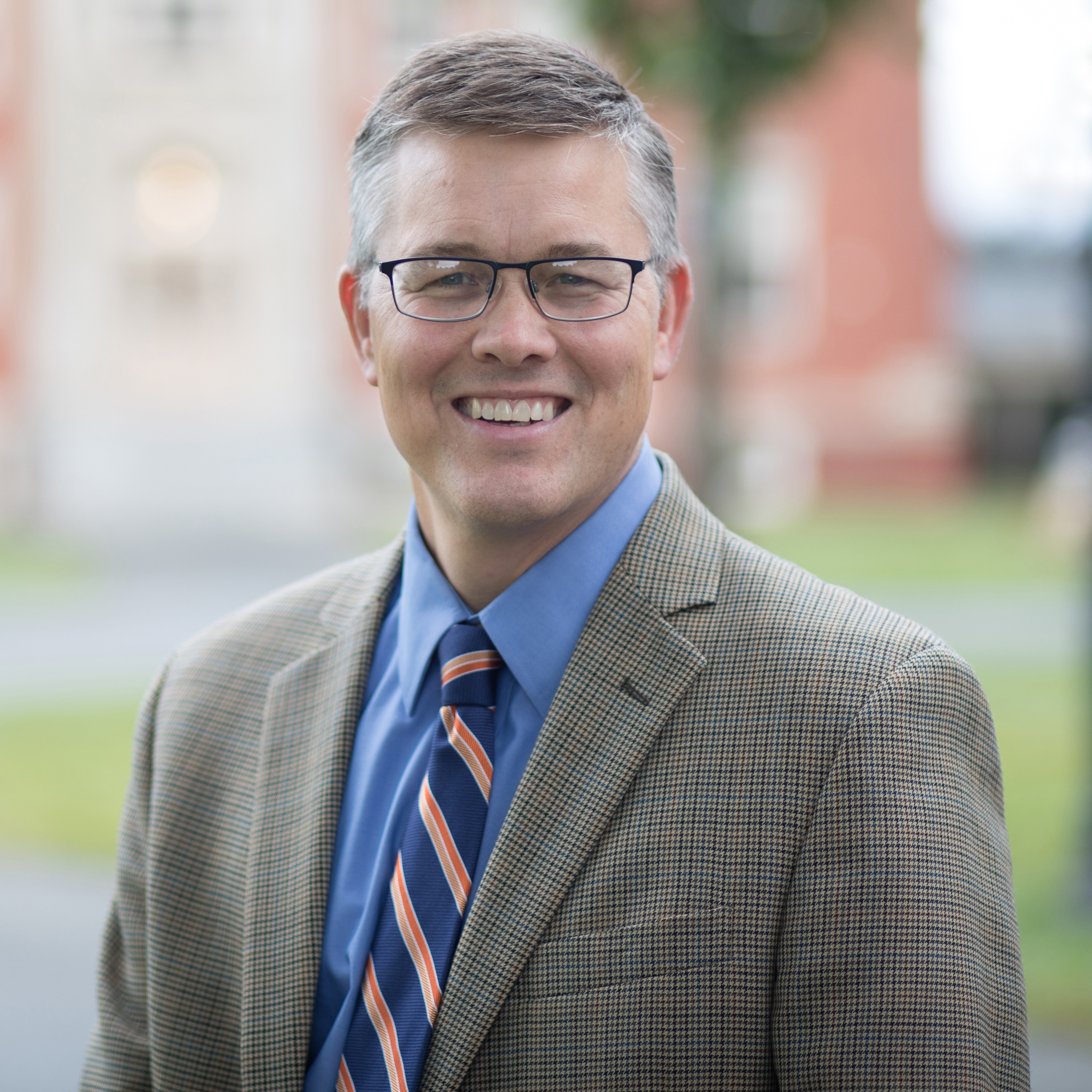 Brian Hargrove Takes the Reins as NMH Head of School