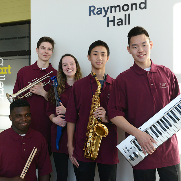 NMH competes at Largest High School Jazz Festival