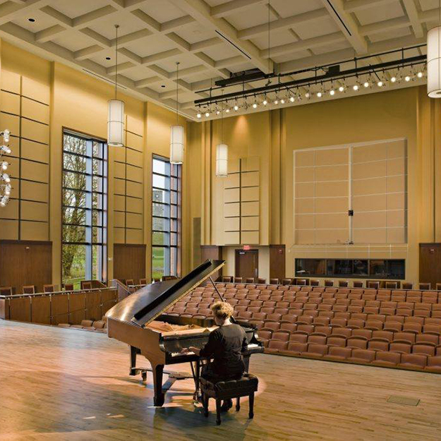 Music Festival Finds a Summer Home in the Rhodes Arts Center