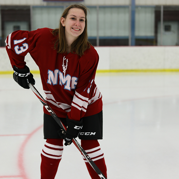 Athlete of the Week: Cate Eggers '19