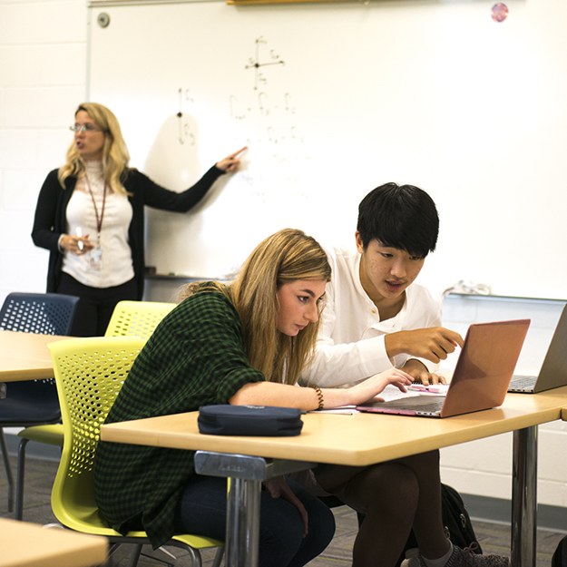 Collaborative Classroom Enhances Physics Program at NMH