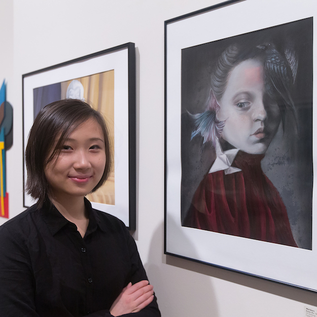 NMH Junior Wins National Art Awards