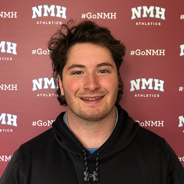 Athelte of the Week: Connor Theriault '20