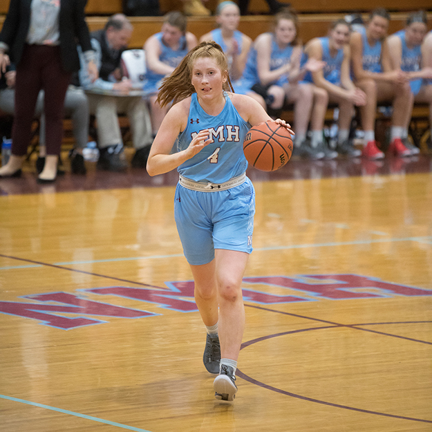 Athlete of the Week: Grace Heeps '19