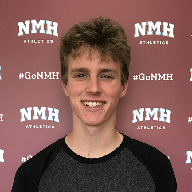 Athlete of the Week: JD Pruett '19