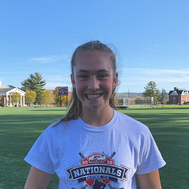 Athlete of the Week: Mackenzie Graham '23