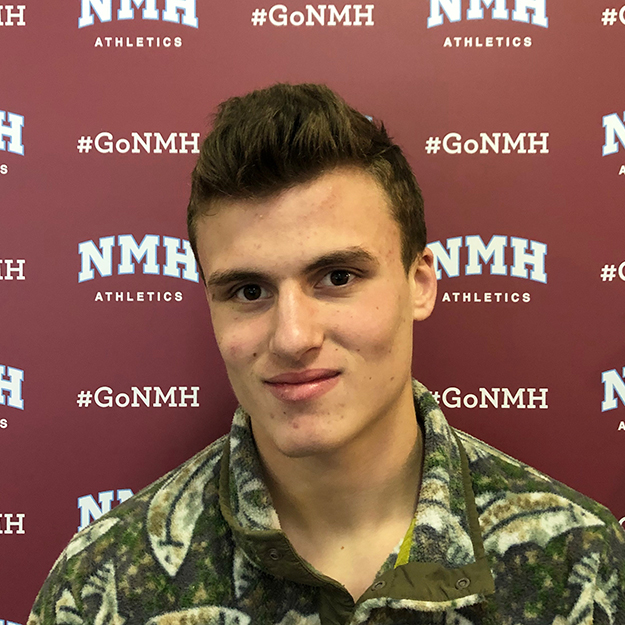 Athlete of the Week: Noah Burstein '19