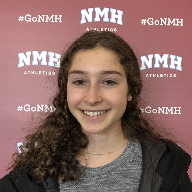 Athlete of the Week: Olivia Weinstein '22