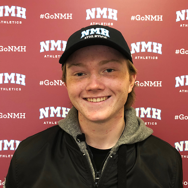 Athlete of the Week: Riley Humphrey '19