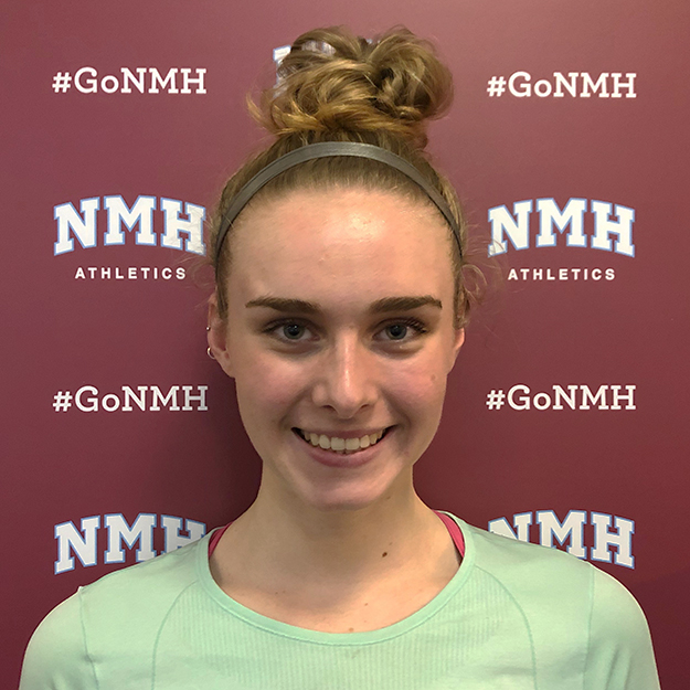 Athlete of the Week: Silke Milliman '19